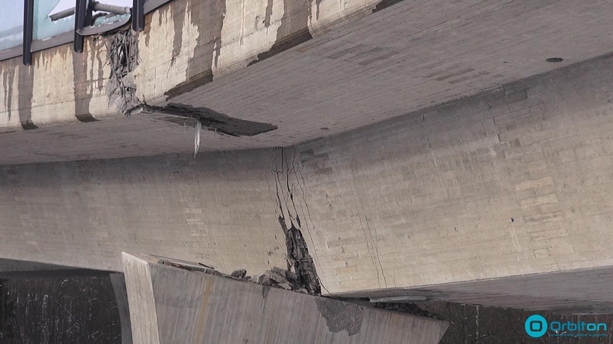 Brudd i bro
